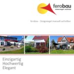 Prospekt ferobau - Designsegel Manuell V1