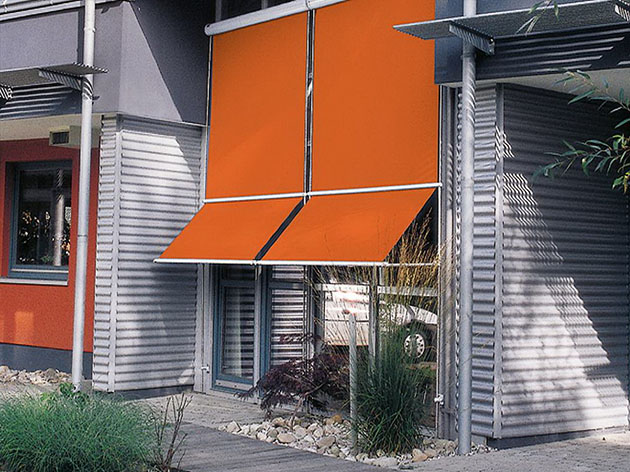 Markisoletten - Fenstermarkisen